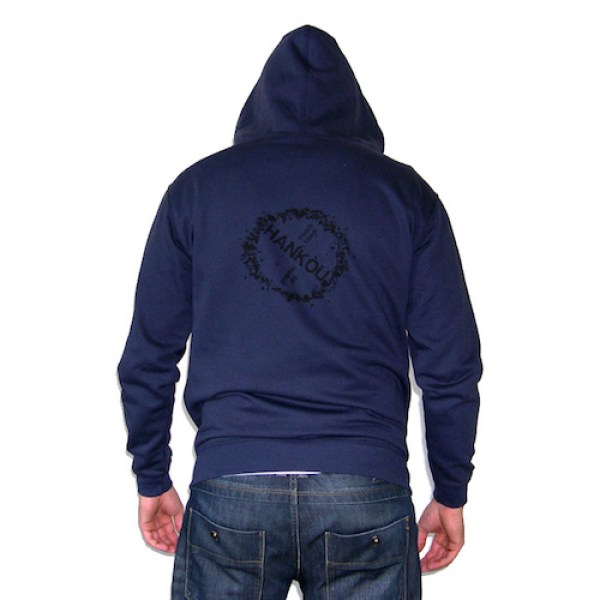 sweat bleu clement dos  profil  bis
