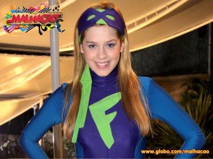 Sophia Abrahão como Felipa Gentil - 5