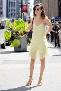 Street Style - Day 5 - Spring 2013 New York Fashion Week