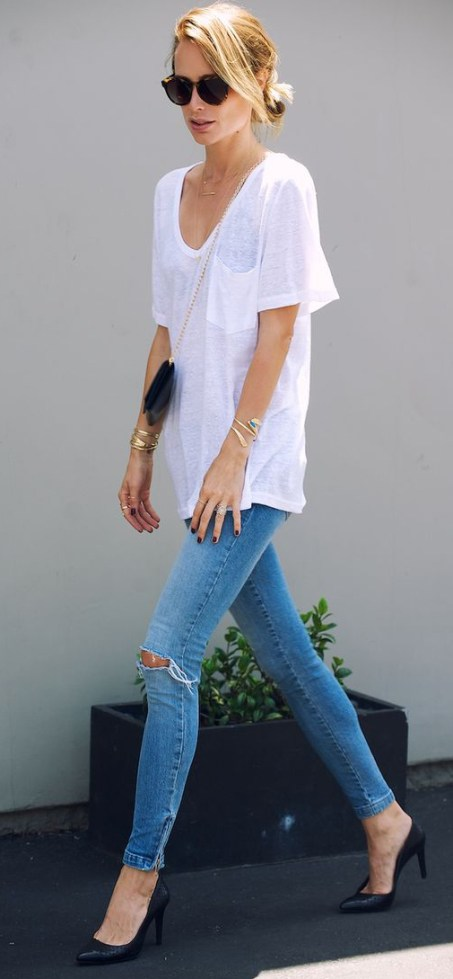 skinny-jeans-and-white-shirt-basic-outfit