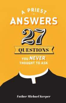 Priest Answers 27 Questions book cover