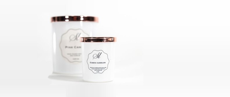 mini signature candle