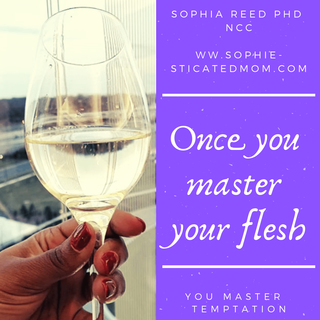 Once you master your flesh (1)