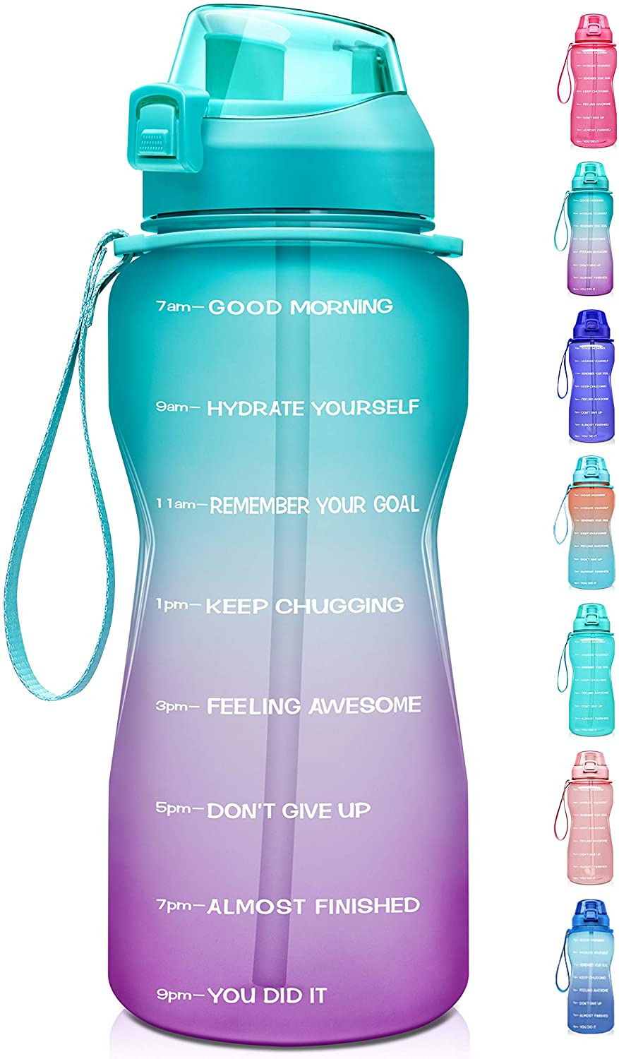 daily water bottle