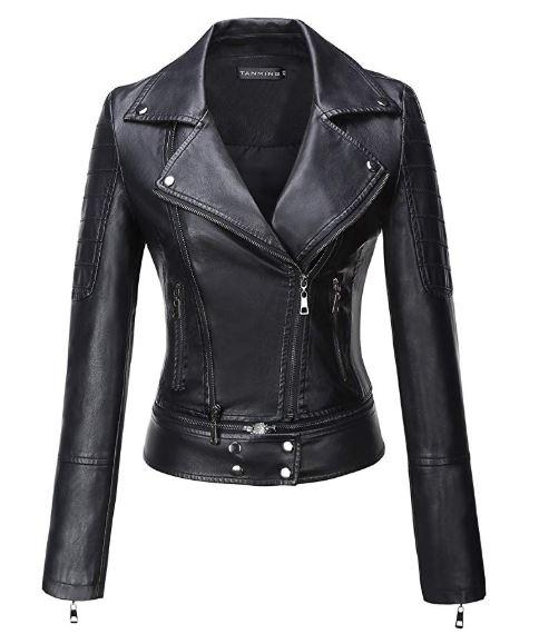 fax leathor jacket