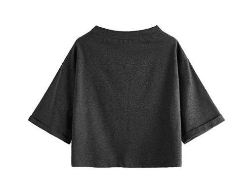 gray work shirt
