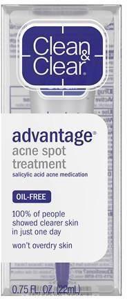 Clean & Clear Advantage Advantage Acne Spot Treatment