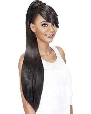 Vivica A Fox Hair Collection BP-Fendy Bang N Pony Yaki Texture New Futura Fiber