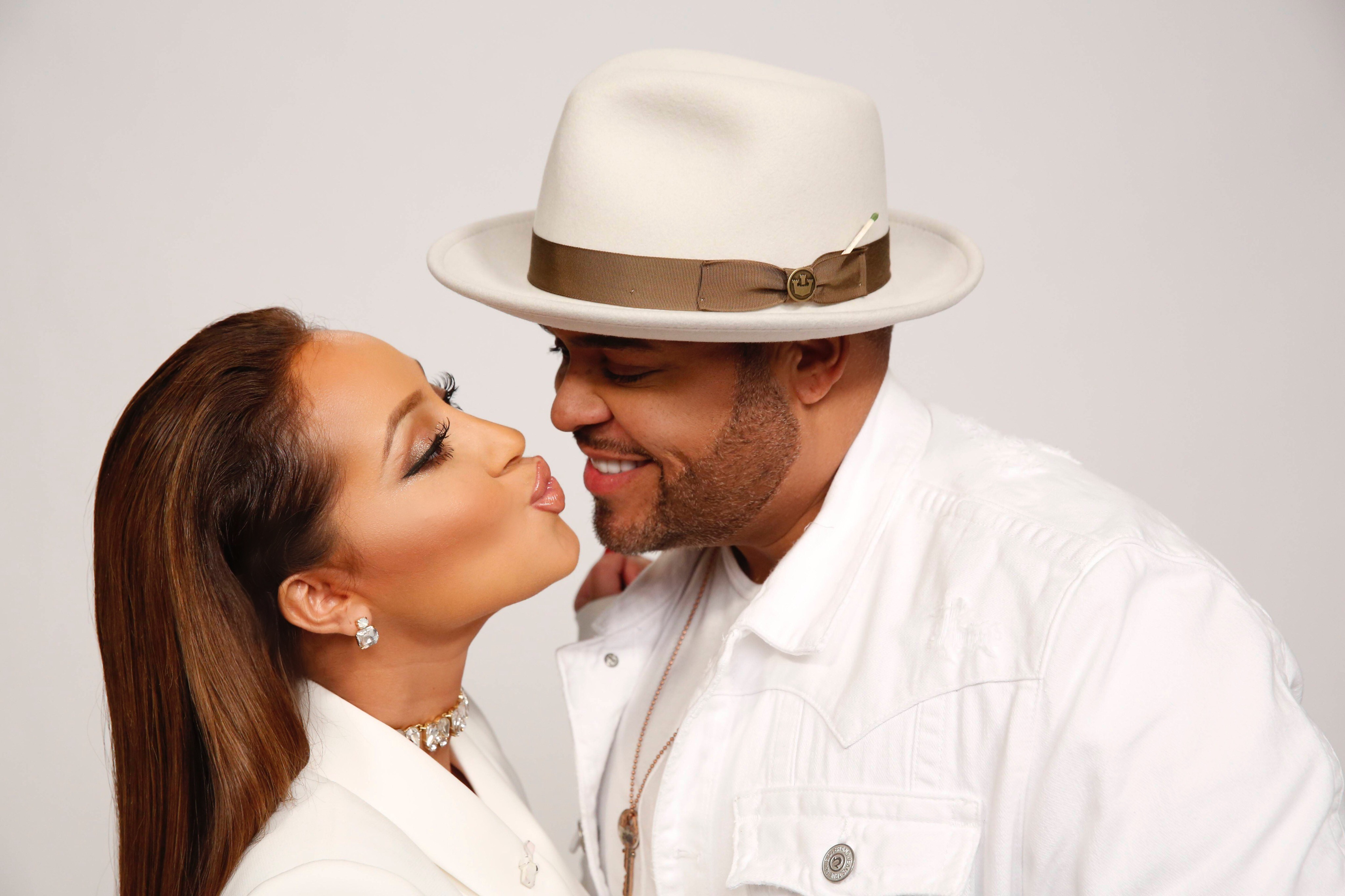 Adrienne-Bailon-and-Israel-Houghton