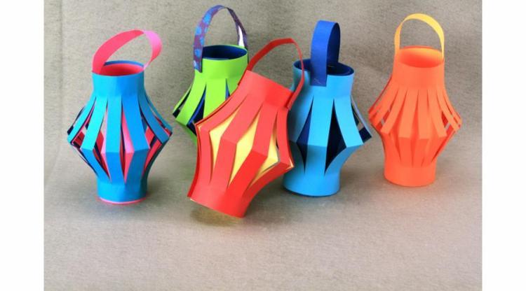 Paper Chinese Lanterns