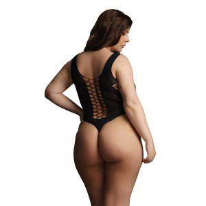 Le Desir Contrast Fence Net Teddy UK 14 to 20