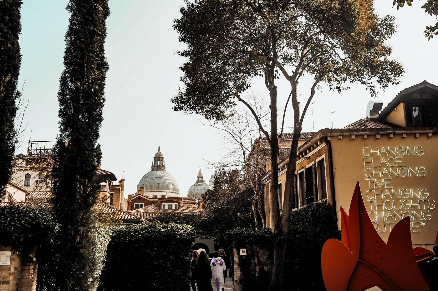 Peggy Guggenheim Gardens Venice