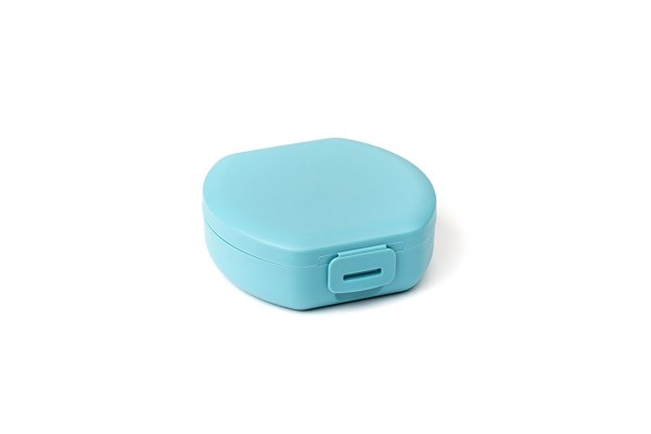Snack box blauw - Amuse