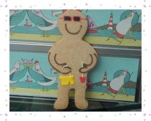 Summer Jolly ginger