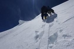 Muhammad way to summit