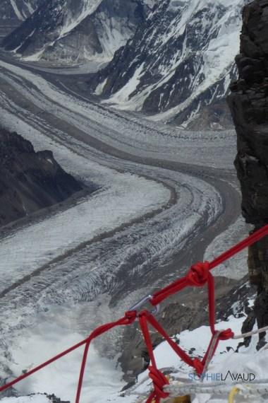 corde fixe sur Concordia