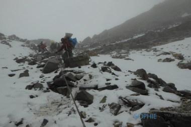 descente du Gandogoro La