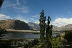 Vue du K2 motel
