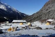 Cheram, 3800 m