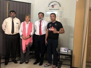Askari Aviation office