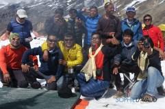 team Sherpa
