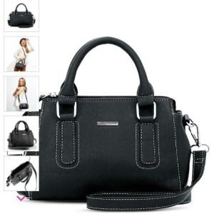 tas hitam untuk wanita kerja