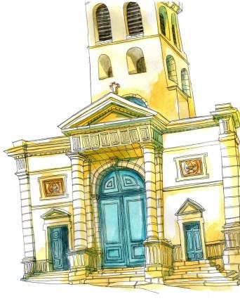 Eglise St-Pierre à Lezoux (63)