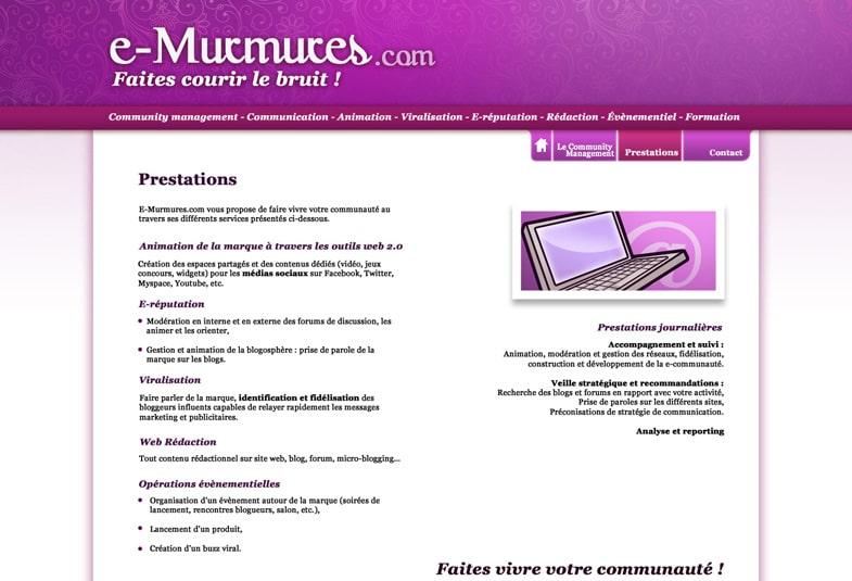 e-murmures.com