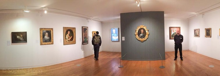 Artists in the Frame: Self Portrait by Van Dyck and Others, Manchester Art Gallery, 2015