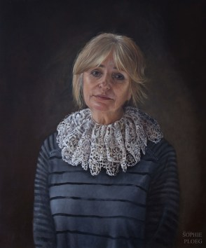 Repeating Patterns, Oil on linen, 60x50cm, Available