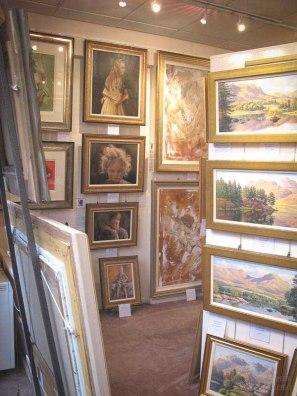 Unicorn Gallery, Wilmslow. Sophie Ploeg