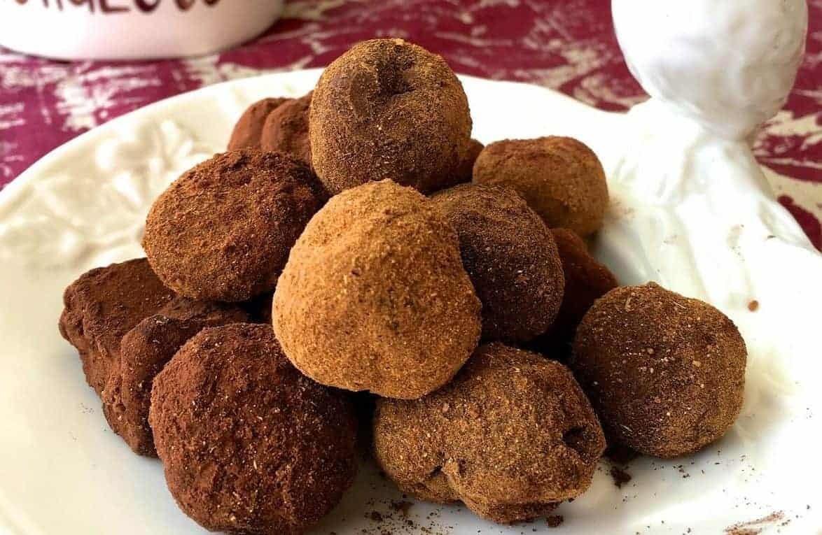 脂肪炸彈 Fat Bomb- 無糖威士忌生巧克力