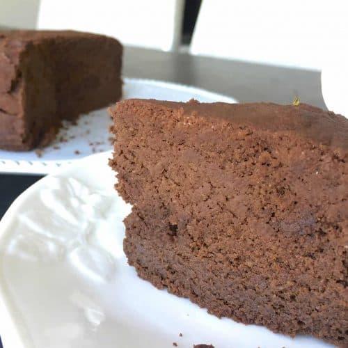 生酮巧克力蛋糕