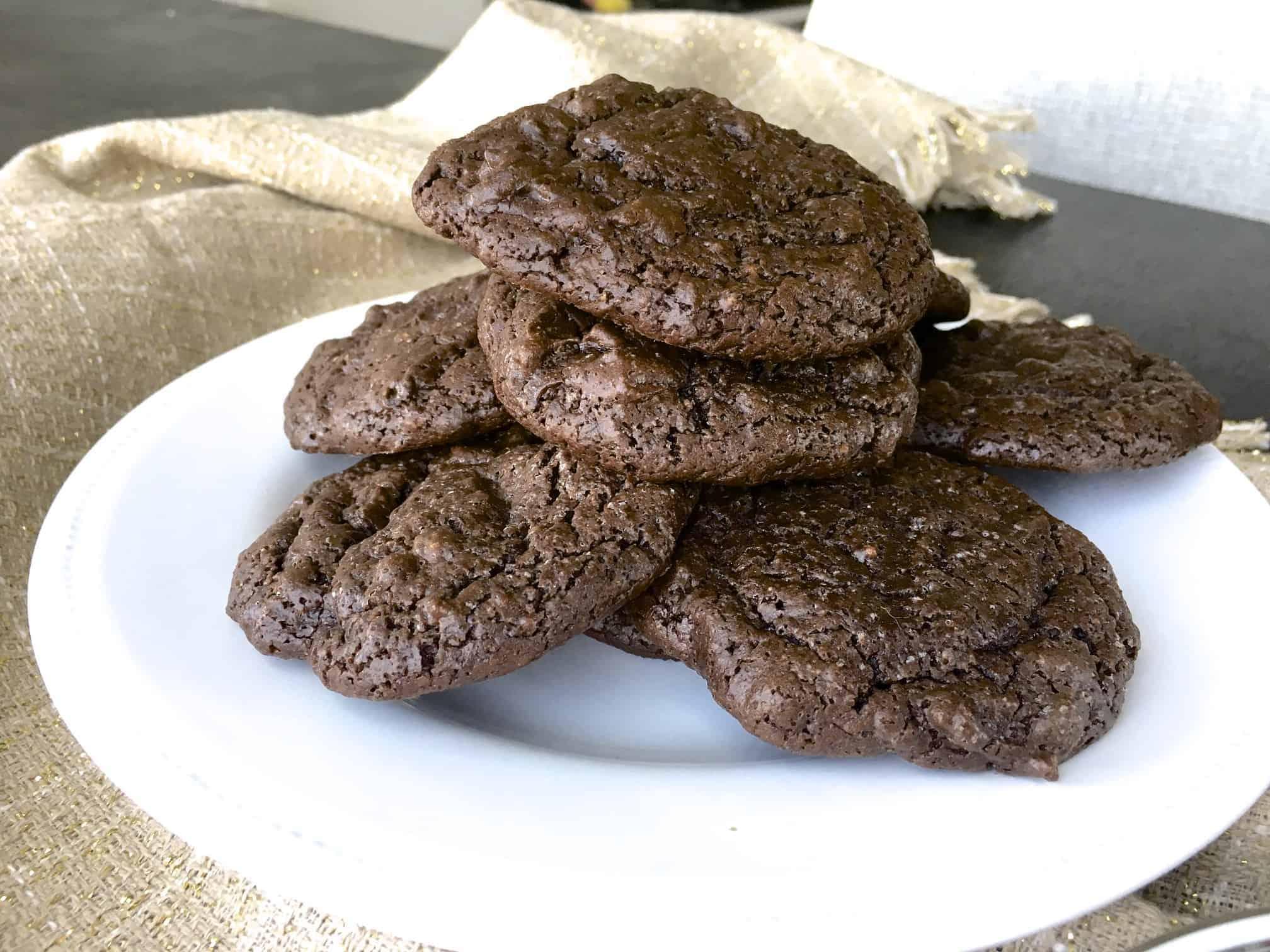 美式巧克力豆餅乾
