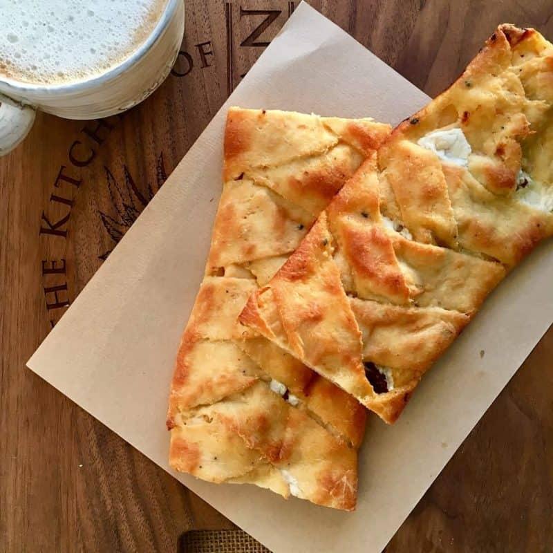 [生酮麵包] 生酮義式捲餅麵包 Keto Stromboli- 淨碳水3g