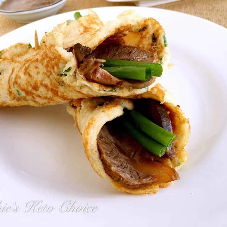 生酮牛肉大餅 &滷牛腱(Instant Pot壓力鍋)&無糖甜麵醬