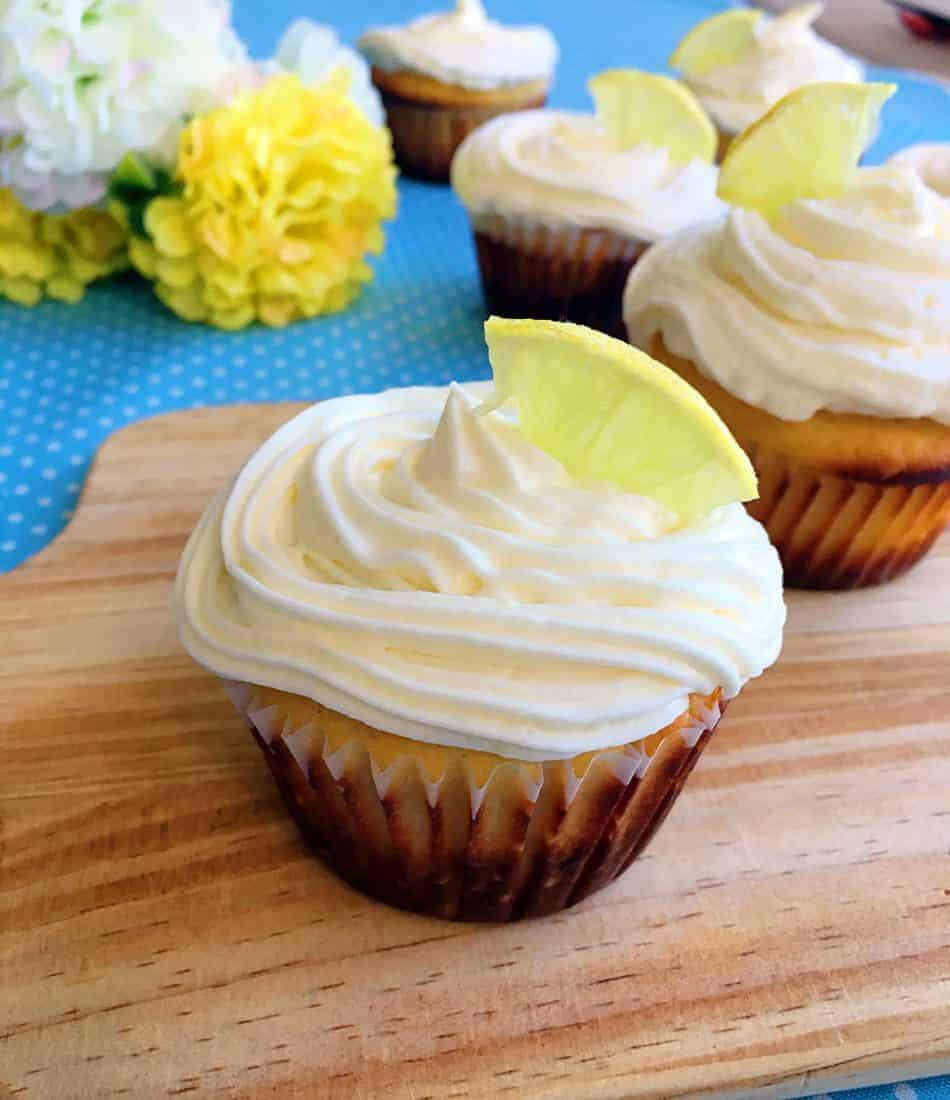 檸檬杯子蛋糕