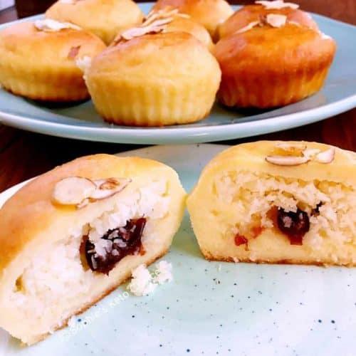 椰子奶酥麵包