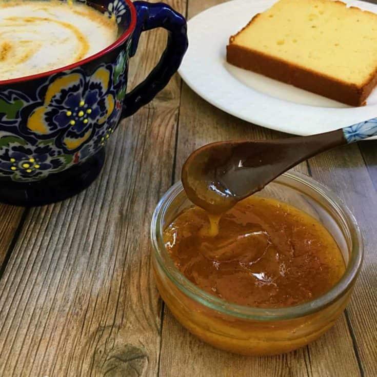 生酮焦糖醬 & 焦糖瑪奇雅朵 – 只需4樣材料,5分鐘!