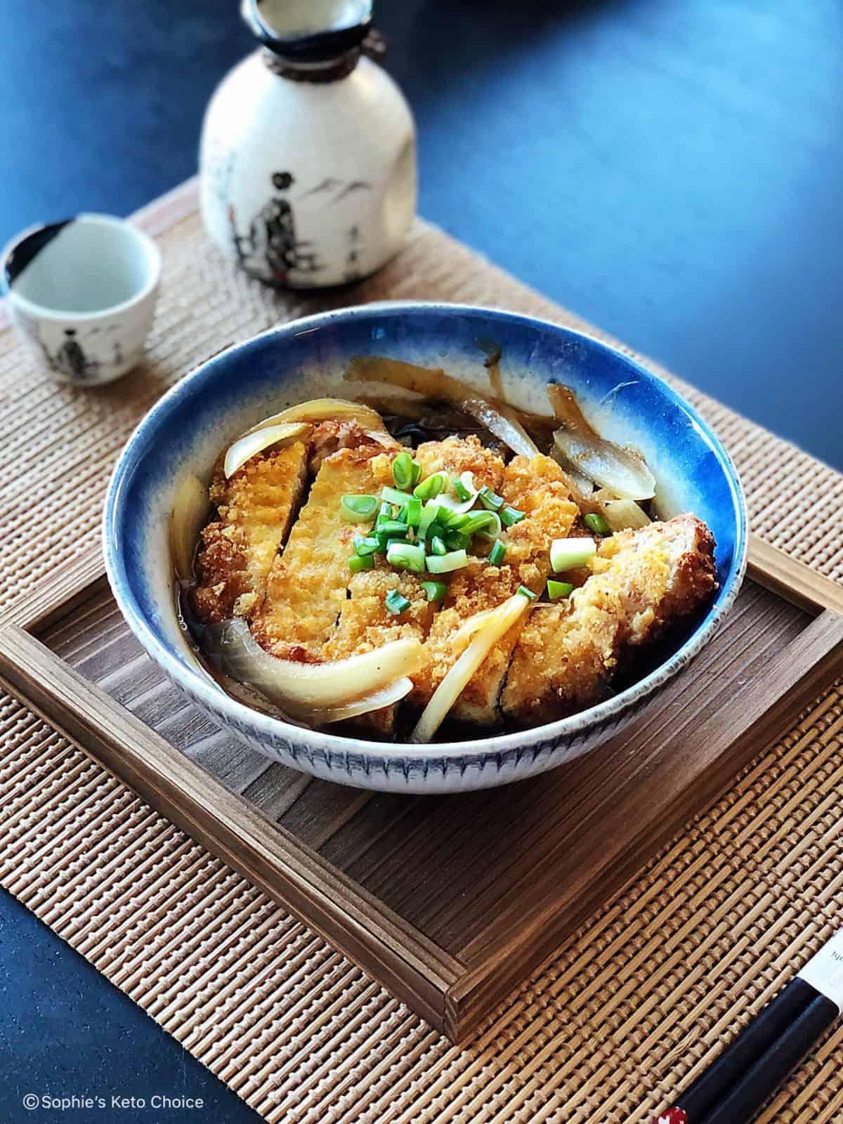 日式炸豬排 -皮肉不分離又啾西的訣竅-適合低醣生酮飲食的酥脆生酮麵衣