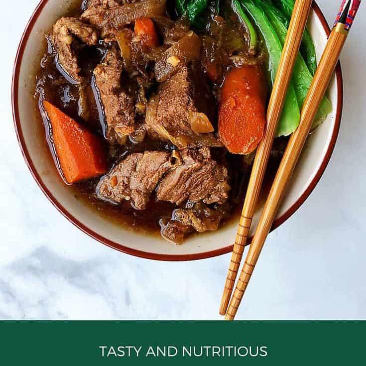 紅燒牛肉麵 – 媲美餐廳等級的牛肉麵在家也可以輕鬆複製- 壓力鍋食譜