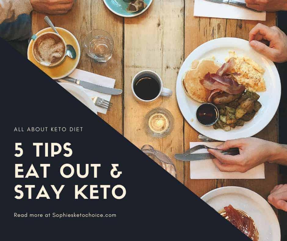 生酮外食 怎麼吃?跟你分享我的5個秘訣! 生酮也可以快樂和朋友hang out