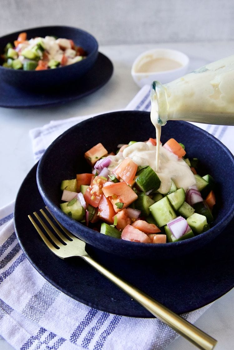 純素沙拉醬/美乃滋 -無蛋無奶無豆少油(秘密食材)-低醣素食