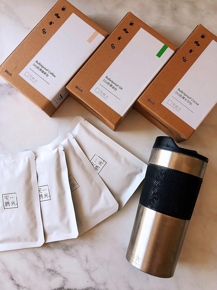 防彈咖啡 宅時光