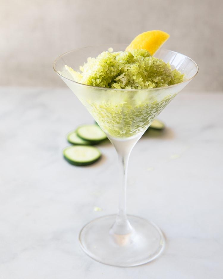 小黃瓜挫冰