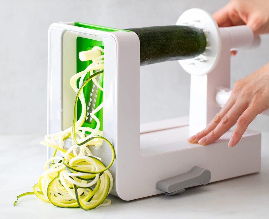 OXO 蔬果削鉛筆機 削櫛瓜麵