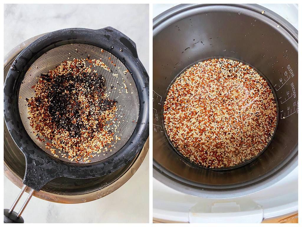 藜麥怎麼煮 電子鍋煮法
