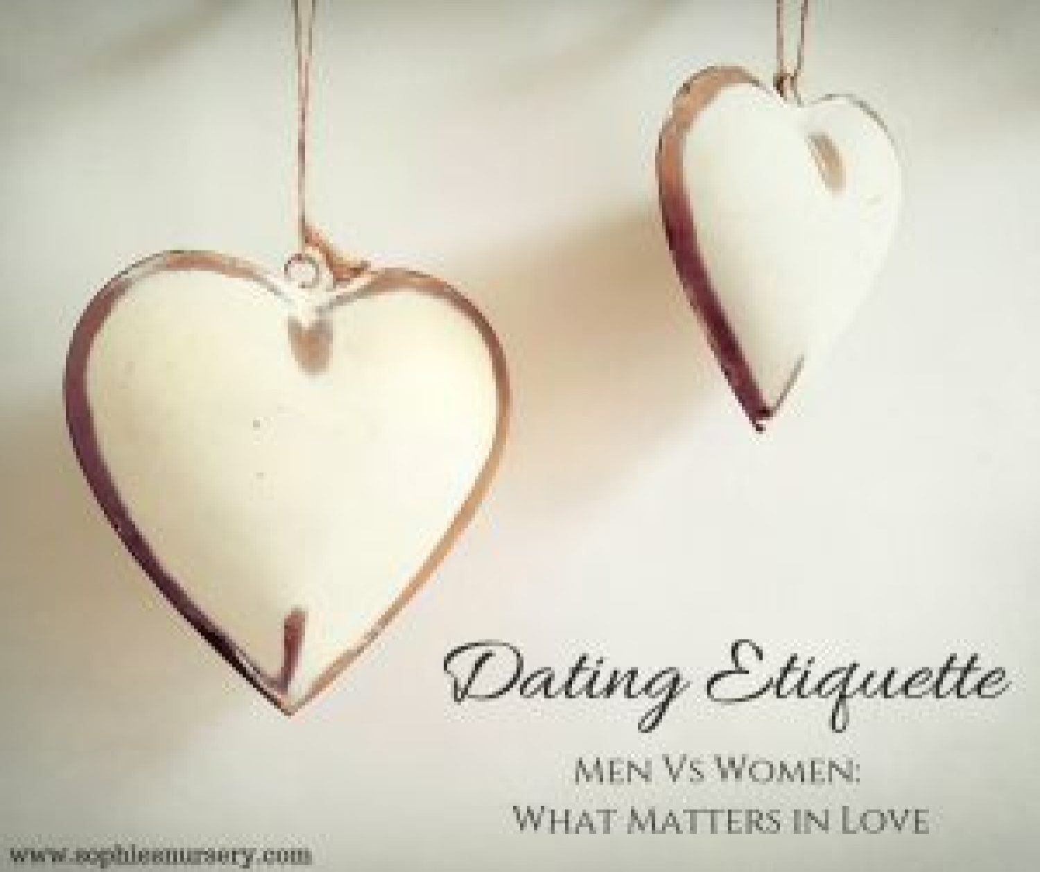 Dating Etiquette for Men - Reasons Why You Keep Screwing Up