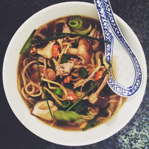 duck noodle soup recipe