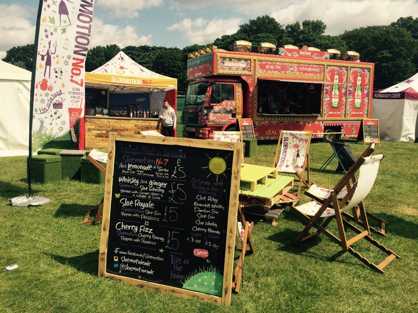 Tatton Park, Foodies Festival
